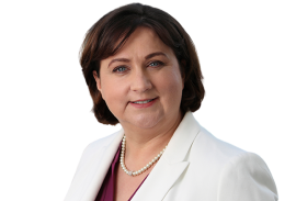 Decision Support Service meets with Minister Anne Rabbitte